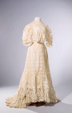 Dress, 1905-1910