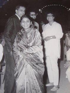 Rita Patel - R D Burman's former wife.