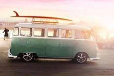 #combi #van #surf