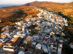 Kythnos by Visit Greece on Flickr.  Although Kithnos is one of the closest to Attica islands of the Cyclades complex, it still remains one of the most unexplored corners of Aegean Sea.
