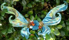 Fab tutorial to make Fairy Wings  from Kristen Nedopak.