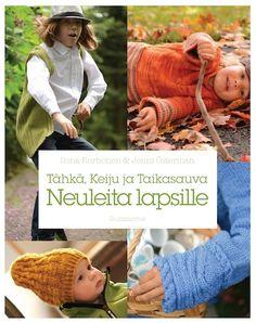 Ulla 01/14 - Artikkelit - Kirja-arvio: Neuleita lapsille