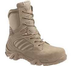 This non metallic safety toe boot features stain and water resistant Wolverine Warrior Leather®.