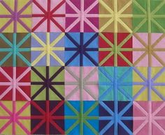 Selvage Blog: Welcome to the Quilt-Along!   Asterisk quilt