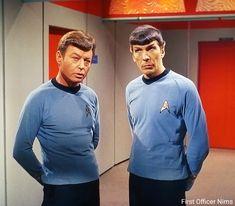 Star Trek 1966, Star Trek Tos, Leonard Nimoy, Spock, Geeks, Bones, Polo Ralph Lauren, Fandom, Science