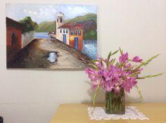 ..... Flores. E.  Cores.......