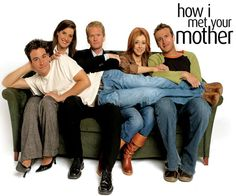 how i met your mother, himym