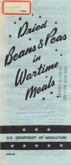 Dried Beans And Peas In Wartime Meals Retro Recipes, Old Recipes, Vintage Recipes, Cookbook Recipes, Real Cooking, Cooking Stone, Cooking Bread, Outdoor Cooking Stove, Cooking Measurement Conversions