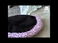 Funny video of a dog using bed as turtle shell