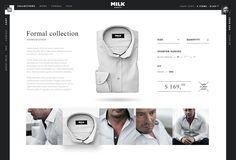 https://www.behance.net/gallery/30872471/Milk-Shirts-Photography-Website-Video