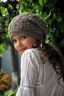 Autumn Whirlpool Hat by Pelykh Natalie