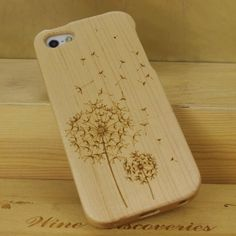 eimo Coque unique fait main en érable naturel pour iPhone 5(compass): Amazon.fr: High-tech