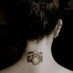 Tattoos? ALWEER? Sorry, ja, alweer.