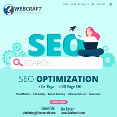 Search engine optimization, or SEO, is one of those things that those of us in the web design world kind of take for granted, but if you are new to the game we Digital Media Marketing, Digital Marketing Services, Seo Services, Seo Optimization, Search Engine Optimization, Content Marketing, Web Design, Author, Learning