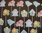 Toppers Ou Tags Para Doces/cupca