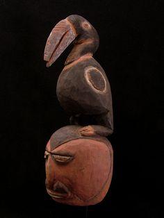 Early Balsa Wood Yam Head - Abelam New Guinea 1960's