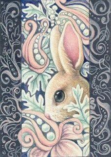 Dreaming of Spring by Lynn Bonnette