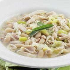Chicken & White Bean Soup - EatingWell.com