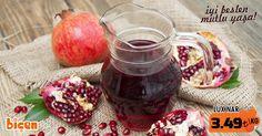 Hastalıklara yenik düşmemek için C vitaminleri açısından oldukça zengin olan #nar kış aylarında bol bol tüketmeyi ihmal etmeyin!