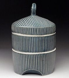 Dyann Meyers - Stacked bowls