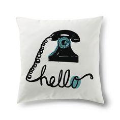 'Hello' telephone