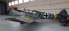 Nord 100C Pingouin II Bf108 WW2 Imperial War Museum Duxford