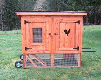Chicken coops - designer