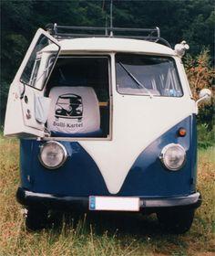 VW Safari Doors