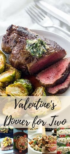 Valentine's Day Dinner for Two – 12 Delicious Meal Ideas – Messy Chopping Board – Cook It Valentine's Day Food Fancy Appetizers, Seafood Appetizers, Weight Watcher Desserts, Fish Dinner, Dinner Salads, Valentines Day Food, Valentines Recipes, Family Valentines Dinner, Blond Amsterdam