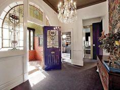 Great entryway.
