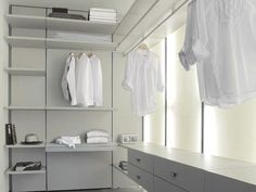 Scarica il catalogo e richiedi prezzi di cabina armadio componibile su misura Store | cabina armadio, collezione Store al produttore Adielle