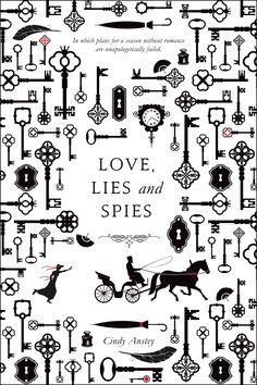 Cindy Anstey - Love, Lies and Spies / #awordfromJoJo #HistoricalFiction #YoungAdult #CindyAnstey