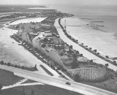 Pontchartrain Beach.  One of my favorite places as a kid.  Ain't dere no more!