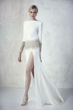 Vestido de noiva | Coleção 2017 Ruben Hernandez - Portal iCasei Casamentos
