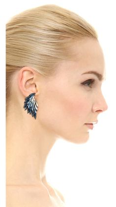 Stop the room and adorn your ears with these jewels