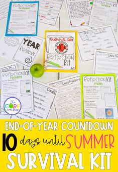 #10daycountdown #10daysuntilsummer #thecorecoaches #endofschoolyear #endofschoolyearactivities
