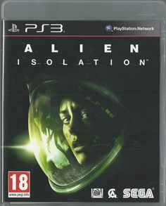 PLAYSTATION 3 ps3  Alien: Isolation