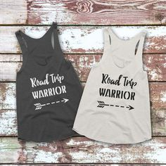 Road trip warrior this is my road trip shirt boho by spiritwildTs