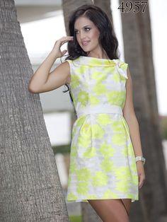 Primavera/Verano 2015 Summer Dresses, Design, Fashion, Spring Summer 2015, Summer Outfit, Sweet, Party, Moda, Summer Sundresses