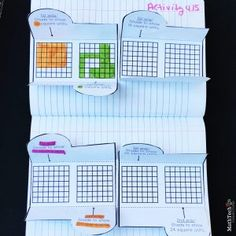 7 activities to review area - download free printable math centers to review area with your students, fun math centers to review area