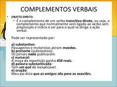mapa mental portugues sintaxe - Pesquisa Google