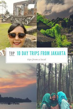 Top 10 Day Trips from Jakarta you will enjoy - tips from a local