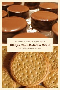 Bakery Recipes, My Recipes, Cooking Recipes, 5 Ingredient Desserts, Portuguese Recipes, Aesthetic Food, Mini Cakes, Creative Food, Easy Cooking