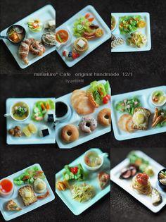miniature *Cafe menu : natural色の生活~handmade家具
