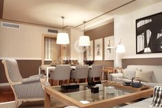 4 bedroom apartment for rent Sant Marti