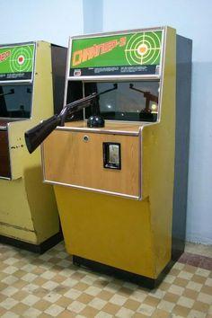 Игровые автоматы нашего детства