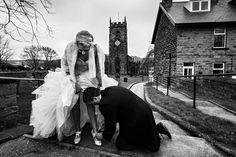 Hollie + James | Yorkshire Wedding Photography | York Wedding Photographer