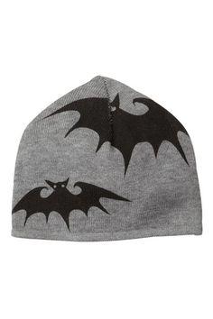 Bat Beanie -- Heeheehee.