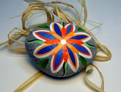 Painted rocks for fun