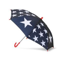 Buy Penny Scallan: Umbrella Navy Star online and save! Soft rubber handle Velcro tie to neatly close and store Strong fiberglass ribs Size: diameter (when open) Textiles, Lany, Stars, Pineapple, Sterne, Fabrics, Star, Textile Art